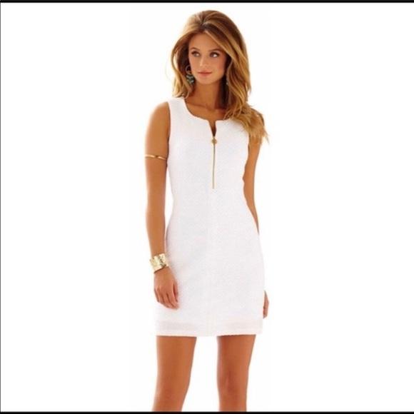 Lilly Pulitzer Dresses & Skirts - Lily Pulitzer Lynd Shift Dress - NWT!  Size L